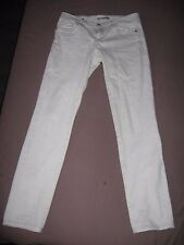 Pantalon Sépia blanc
