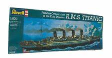 Revell RMS Titanic Vintage 1982 Model Kit 1/570 Scale No  05215