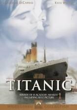 Titanic Dvd - Very Good