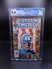 Captain America #323 CGC 9.6 1st Appearance John Walker & Battlestar Disney+ MCU