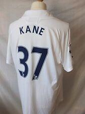 Used in Ex Condition Genuine Tottenham 2011/12 Home Shirt KANE 37 Mens XL