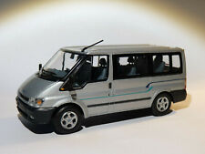 Ford Transit Glazed to the / of 1/43 of Minichamps