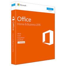 Microsoft Office Home & Business 2016 für Windows 1PC PKC (P2)