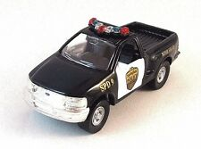 1998 FORD F-150 BOMB SQUAD POLICE CAR,MAISTO 1/46 DIECAST CAR COLLECTOR'S MODEL