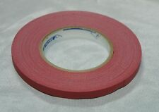 Plain Red Side Edge Tape 36m x 10mm Width For Table Tennis Racket Bat Paddle New