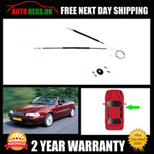 Volvo C70 Cabriolet Front Right Window Regulator Repair Kit NSF NEW >NOT COUPE<
