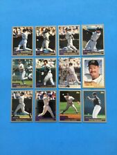"2000 TOPPS ""TAMPA BAY DEVIL RAYS"" TEAM SET W/TRADED, PROSPECTS, DP (24) CARDS"