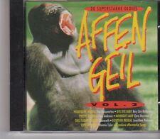 (GA501) Affen Geil, Vol 2, 20 Superstarke Oldies - 1994 CD