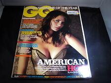 GQ September 2004 - Mischa Barton - The Hives - Gael Garcia Bernal - Kelis