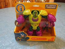 Imaginext DC Super Friends Fisher Price Lex Luthor robot suit kryptonite villain