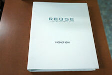 Used - REUGE - The Art Of Mechanical Music - Product Book 2004 - Usado