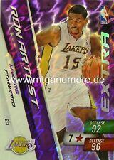Panini NBA Adrenalyn XL 2011 - Ron Artest - Extra