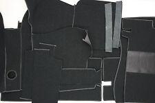 MERCEDES 230SL, 250SL, 280SL 1963-71 RDS 113 CARPET KIT GERMAN SQUARE WEAVE BLK