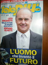 Telepiù.Luca Zingaretti,Luca Capuano,Roberta Lanfranchi,Miss Italia,iii