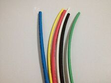 2mm Six Colors Heat Shrinkable Tube Shrink Tubing 1meter