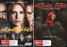 Homeland Season 3 & 4 : NEW DVD