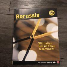 BVB * BORUSSIA DORTMUND * Mitgliedermagazin BORUSSIA* Heft Nr. 171*Derby Schalke
