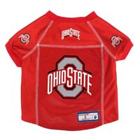 Ohio State Buckeyes NCAA LEP Dog Mesh Jersey Officially Licensed Sizes XS-XL