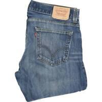 Levi's 506   Blau Straight Regular  Jeans W38 L32 (46582)