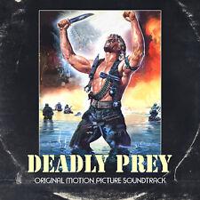 Deadly Prey OST CD Cine2Genre Tim James Steve McClintock Tim Heintz Soundtrack