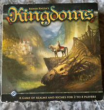 Kingdoms - Fantasy Flight Games Board Game Pre-owned