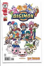 Digimon Digital Monsters  No. 1 X4 and No. 2 Dark Horse Comics 2000 Solid NM