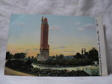 St. LOUIS MO Missouri Water Tower in Compton Heights early 1900's Postcard