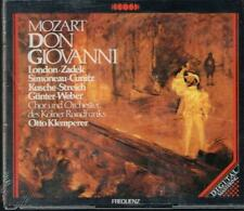 Mozart: Don Giovanni / Klemperer, Zadek, London, Streich, Simoneau - CD