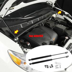 Stainless Engine Hood Shock Strut Damper Lifter kit For Toyota Sienna 2011-2020