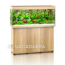 Juwel Rio 240 LED Aquarium and Cabinet in Light Wood