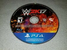 W2K17 For PS4 .. Disc Only