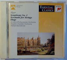 Elgar - Symphony No. 2 - Serenade for Strings - Barenboim - /CD