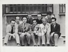 MAN RAY Salvador DALI BRETON TANGUY ELUARD CREVEL ERNST TZARA RIWKIN Photo 1930s