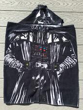 "Disney ""Star Wars Darth Vader"" Child's Hooded Bath/Beach Towel Wrap"
