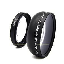 49mm 0.45X Weitwinkel Objektiv Wide Angle Lens Für Sony A NEX 3 NEX 5 NEX NEX-C3