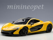 AUTOart 76021 MCLAREN P1 1/18 MODEL CAR VOLCANO YELLOW
