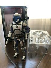 SH Figuarts Star Wars Jango Fett Authentic 2016 First Release US Seller