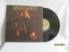 LP – David Gates (Never Let Her Go)