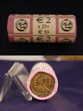 2 Euro Belgien 25 x 2 Euro Kursmünze 2009 in Rolle st