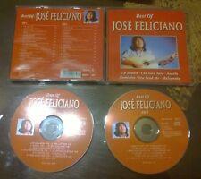 "Jose' Feliciano CD "" BEST OF "" 2CD/24 Brani/Germany"