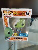 Funko Pop! Dragonball Z: Super - Zamasu (GITD) #316 Walmart Exclusive DBZ