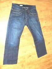 PEPE JEANS homme Taille Standard /RIVET/ 31x32/  40F BON ETAT coupe droite(31x30