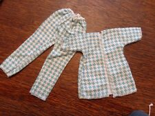 VINTAGE 2 PC CLONE PAJAMA SET MADE BY MRS. WATSON
