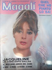 Rivista Fotoromanzi MAGALI' n°3 1965 - Quel che ho pianto lo sai   [C96]