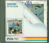 Bananarama - Deep Sea Skiving West Germany Press Cd Eccellente