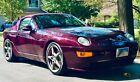 1992 Porsche 968  Amethyst Pearl/Magenta/Light Grey - Tiptronic - Full high-end cosmetic resto