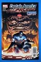 Captain America and the Falcon #8 Marvel Comics 2004