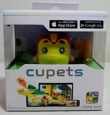 CUPETS ELECTRONIC PETS - SOUP PET FOR APPLE ANDROID IOS w/ FREE APP. SEALED