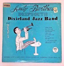 Andy Bartha (Cleaned Vinyl LP Playtested ALP-41) Deepsouth Dixieland Jazz Band