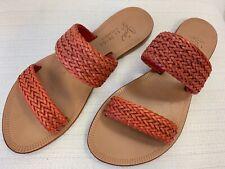 """Joie """"Sable"""" Sandal, Brick Color, NIB, Size 37 (US 6)"""